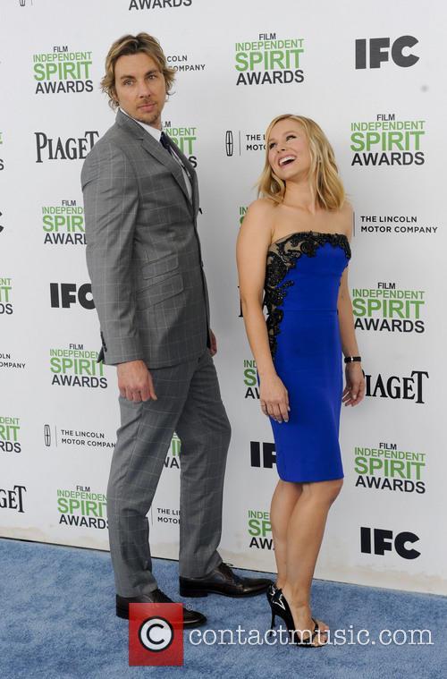 Dax Shepard and Kristen Bell 6
