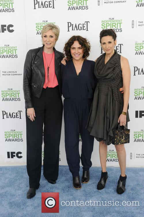 Jane Lynch, Michaela Watkins and Jill Soloway 2