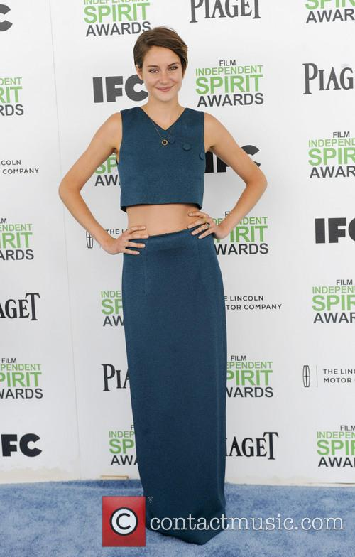 shailene woodley the 2014 film independent spirit 4091863