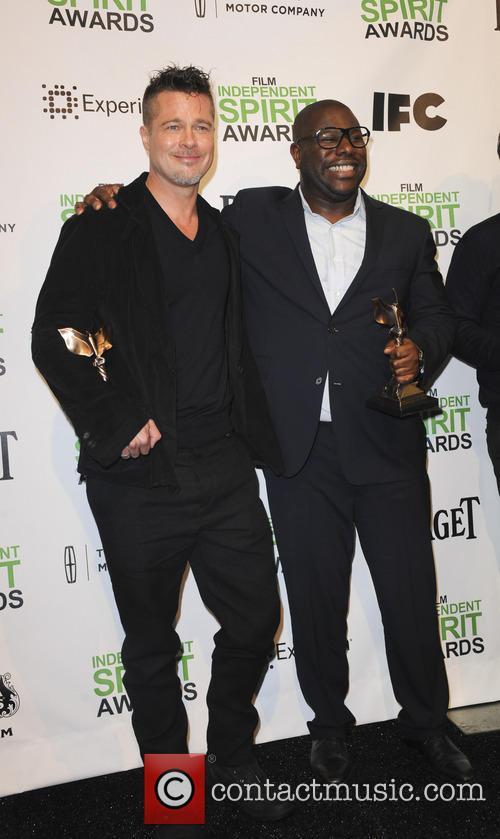 Brad Pitt, Steve McQueen, Independent Spirit Awards
