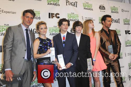 Reese Witherspoon, Tye Sheridan, Jacob Lofland, Bonnie Sturdivant and Matthew Mcconaughey