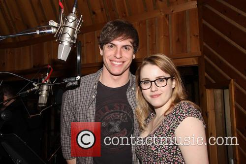 The Bridges, Derek Klena and Caitlin Kinnunen 11