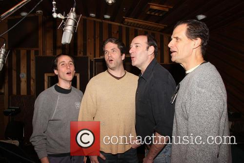 The Bridges, Luke Marinkovich, Aaron Ramey, Dan Sharkey and Michael X. Martin 6