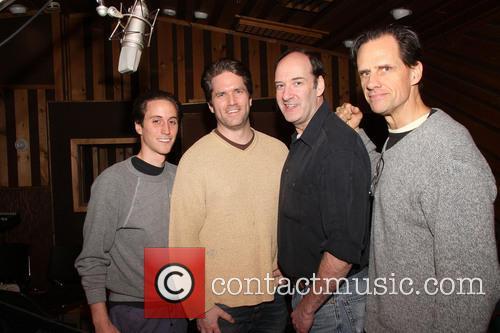 The Bridges, Luke Marinkovich, Aaron Ramey, Dan Sharkey and Michael X. Martin 9