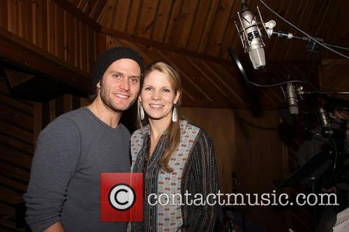 The Bridges, Steven Pasquale and Kelli O'hara 7