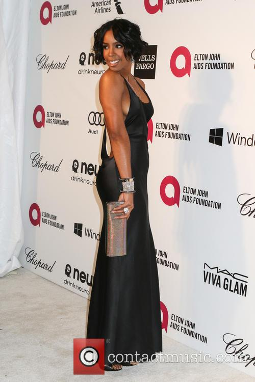 kelly rowland 22nd annual elton john aids 4093511