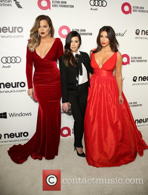 Khloe, Kourtney and Kim Kardashian