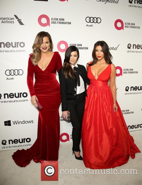 Khloe Kardashian, Kourtney Kardashian and Kim Kardashian 5
