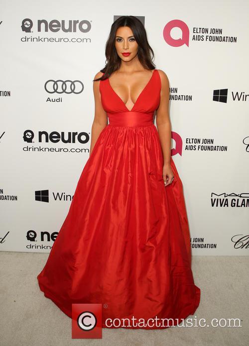 Kim Kardashian, Pacific Design Center, Academy Awards