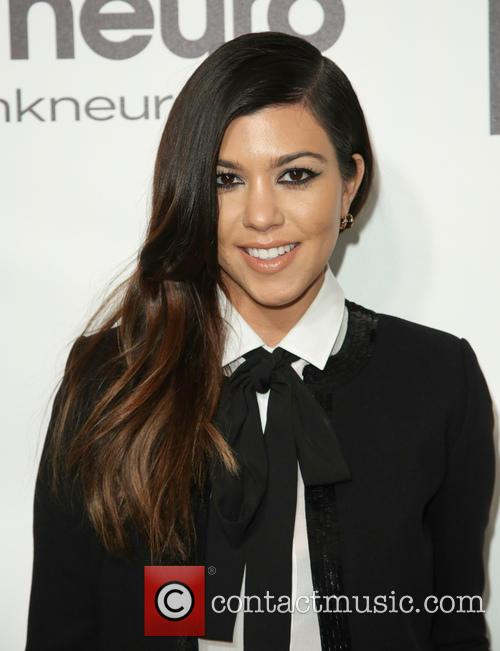 Kourtney Kardashian, Pacific Design Center, Academy Awards