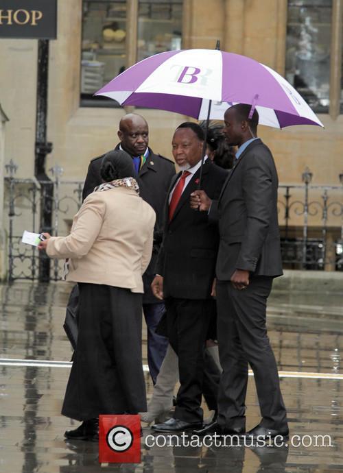 Nelson Mandela and Kgalema Motlanthe 2
