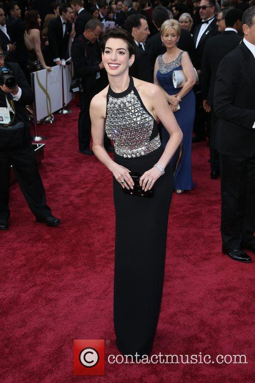 anne hathaway the 86th annual oscars arrivals 4093566