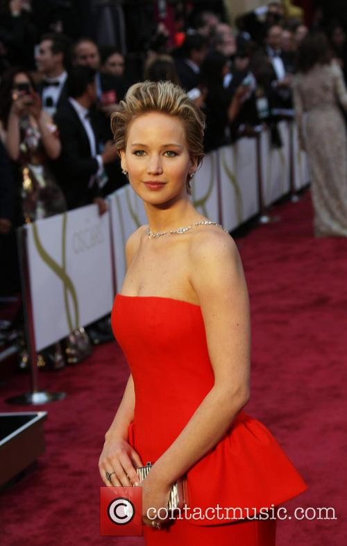 Jennifer Lawrence, Oscars Arrivals