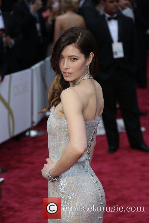 jessica biel the 86th annual oscars arrivals 4093563
