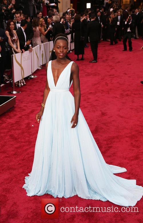Lupita Nyong'o, star of 12 Years A Slave