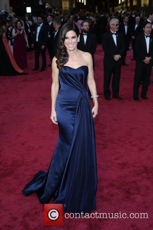 Sandra Bullock at 2014 Oscars
