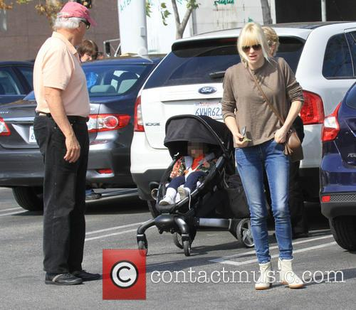 Anna Faris, Jack Faris and Jack Pratt 8