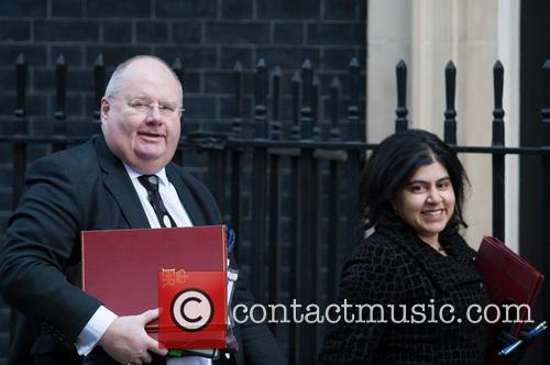 Eric Pickles and Baroness Warsi 7