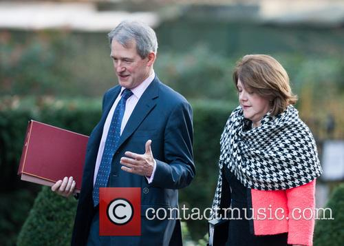 Owen Paterson and Maria Miller 5