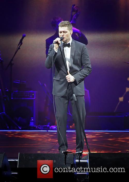 Michael Buble 35