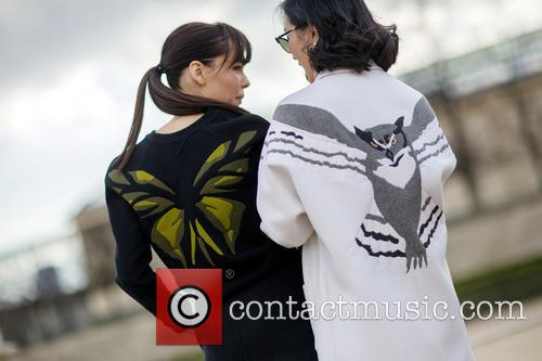 Evangelie Smyrniotaki and Nicole Warne 2