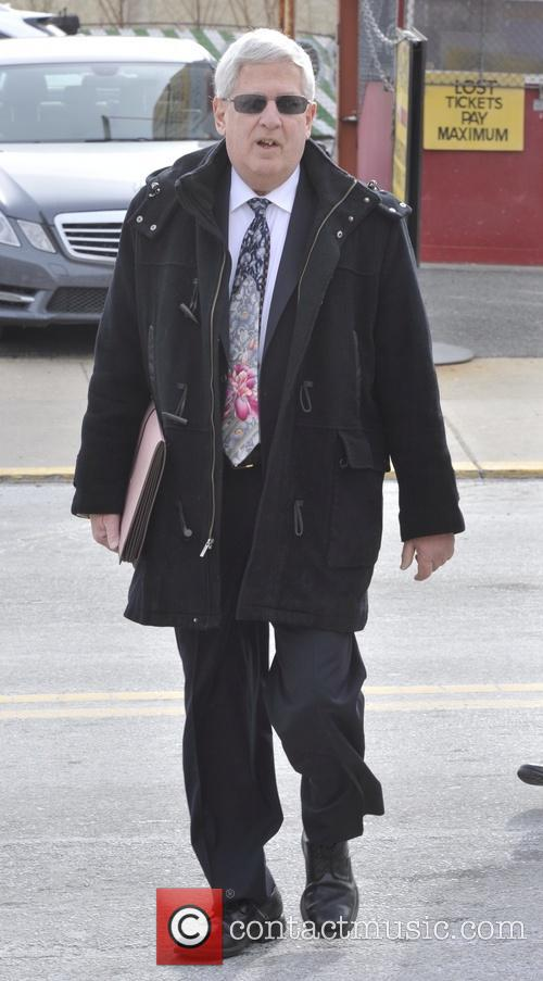 Teresa and Joe Giudice arrive at a federal...