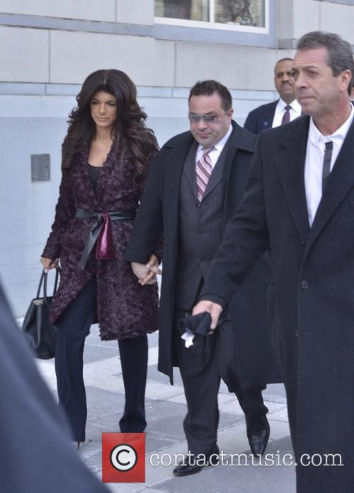 Teresa Giudice, Teresa  Gudice and Joe Gudice 4