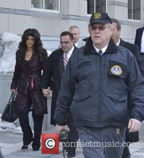 Teresa Giudice, Teresa  Gudice and Joe Gudice 9