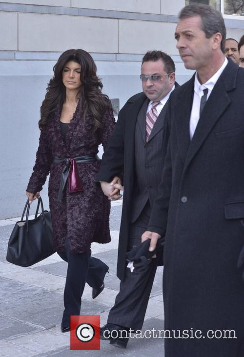 Teresa Giudice, Teresa  Gudice and Joe Gudice 10