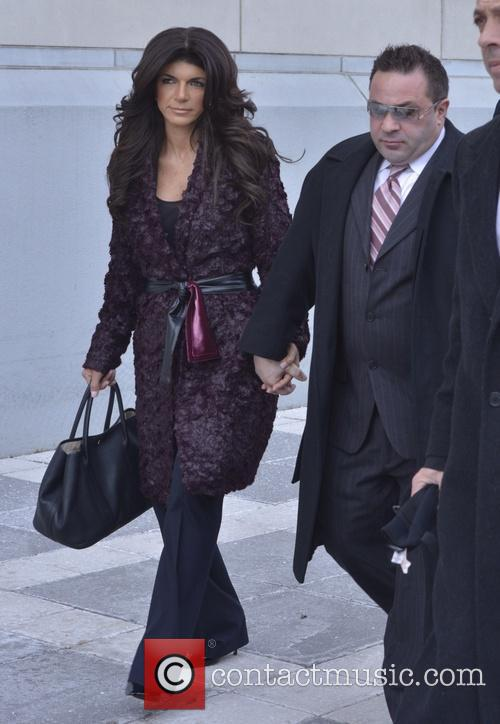 Teresa Giudice, Teresa  Gudice and Joe Gudice 15