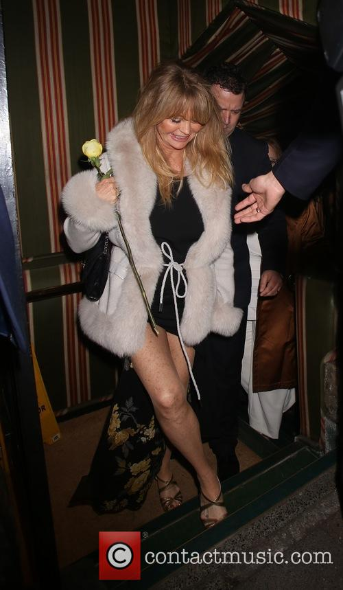 goldie hawn annabels restaurant dinner party  4098427
