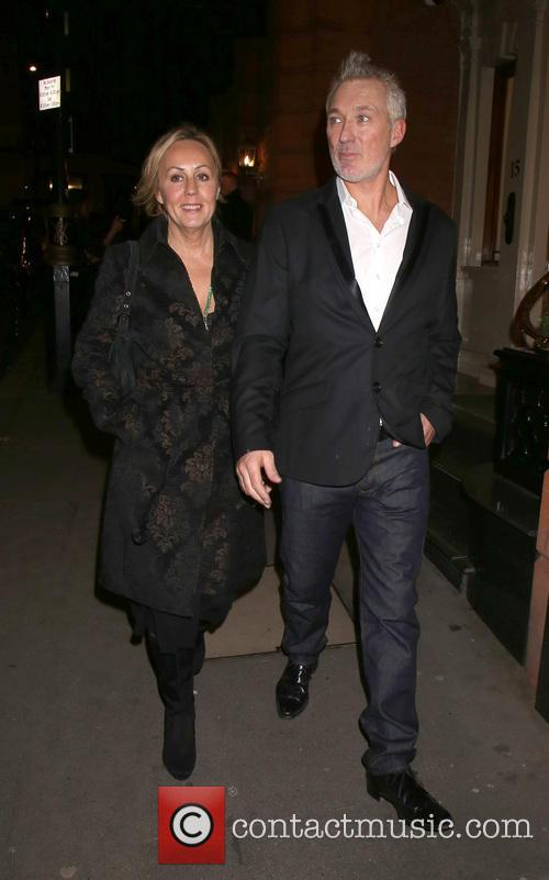Shirlie Holliman and Martin Kemp 1