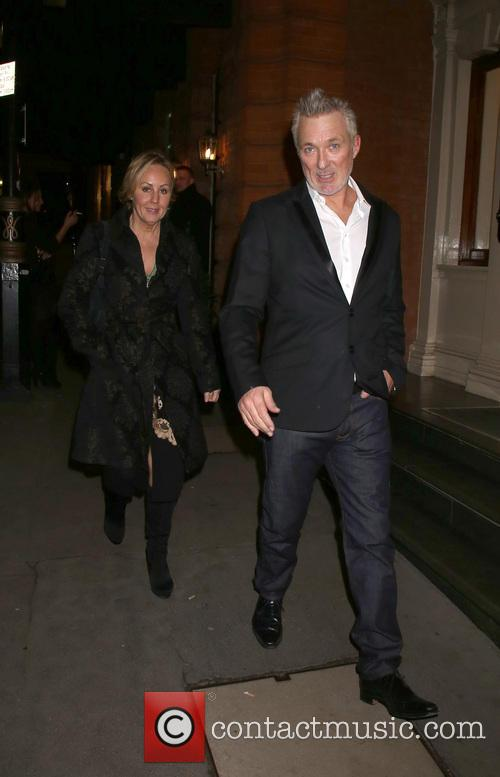 Shirlie Holliman and Martin Kemp 5