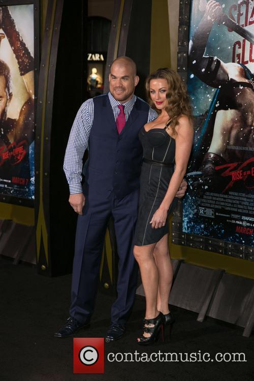 Tito Ortiz and Kristin Ortiz 2