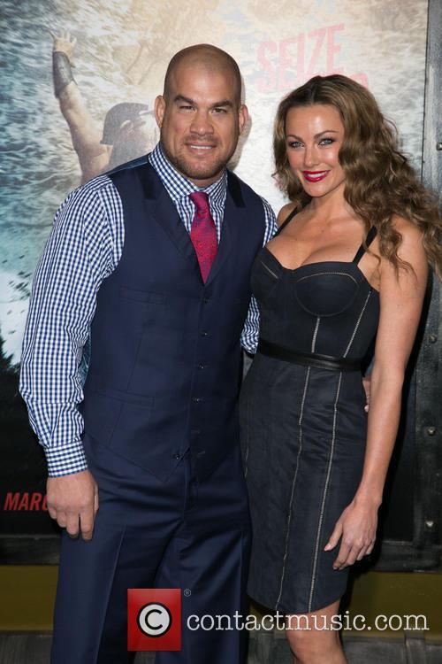 Tito Ortiz and Kristin Ortiz 3