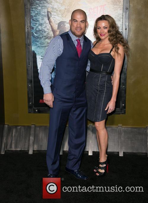 Tito Ortiz and Kristin Ortiz 6