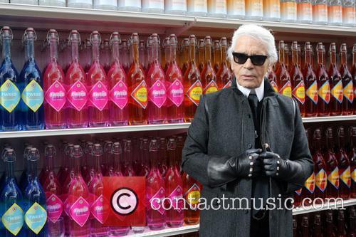 Karl Lagerfeld Paris Fashion Week