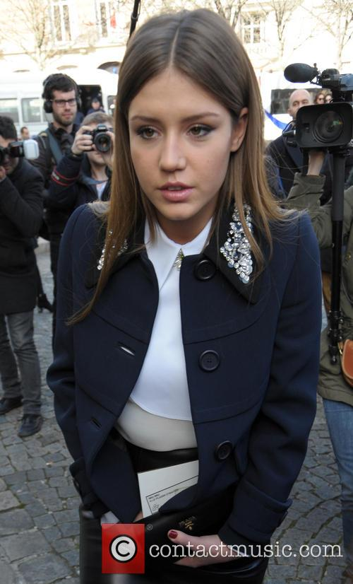 Paris Fashion Week - Miu Miu - Arrivals