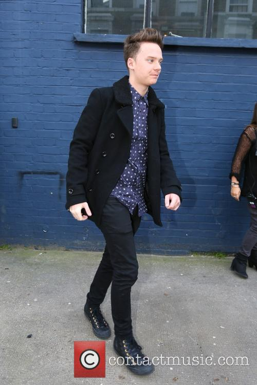 conor maynard sport relief filming 4098802