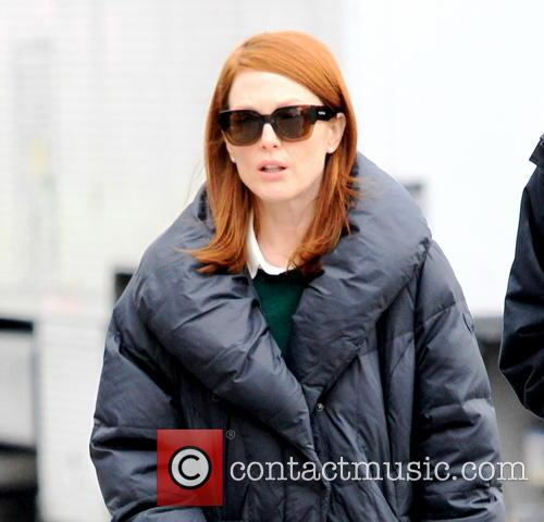 Julianne Moore, Streets of Ny City