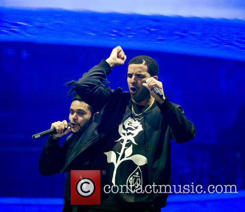 The Weeknd and Drake 4