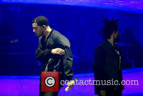 The Weeknd and Drake 1