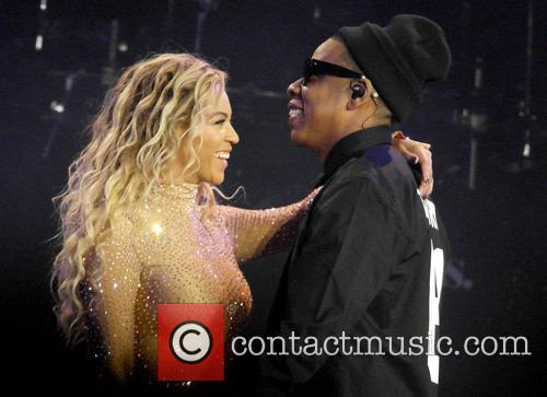 Beyonce and husband Jay-Z