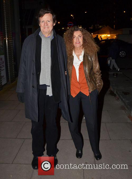 David Hare and Nicole Farhi 2