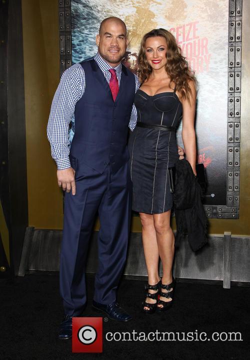 Tito Ortiz and Kristin Ortiz 4
