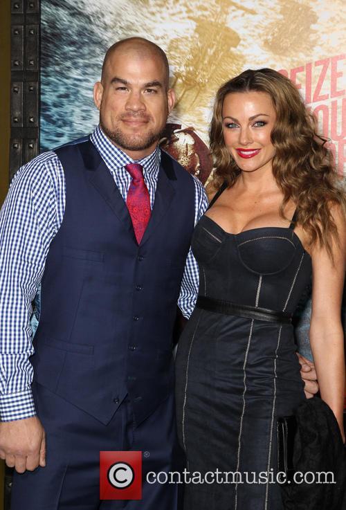 Tito Ortiz and Kristin Ortiz 5