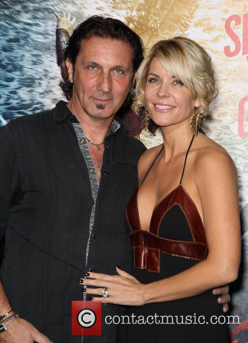 Patrick Tatopoulos and McKenzie Westmore 1