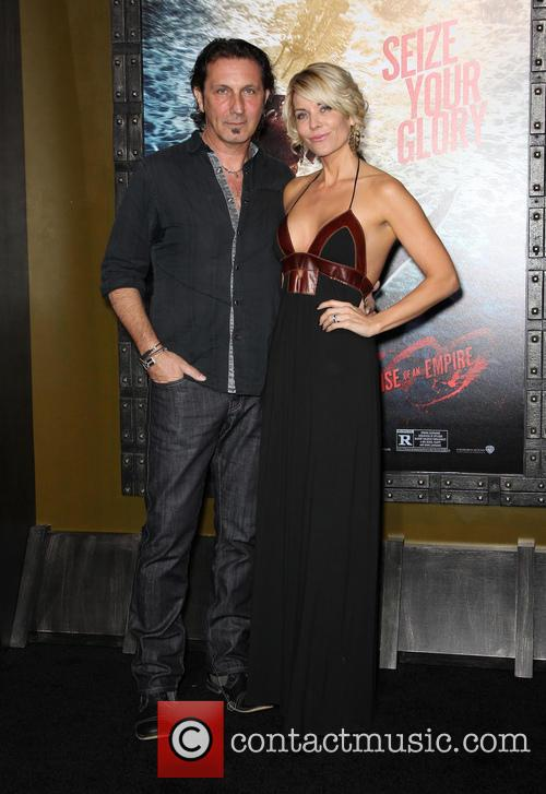 Patrick Tatopoulos and McKenzie Westmore 3