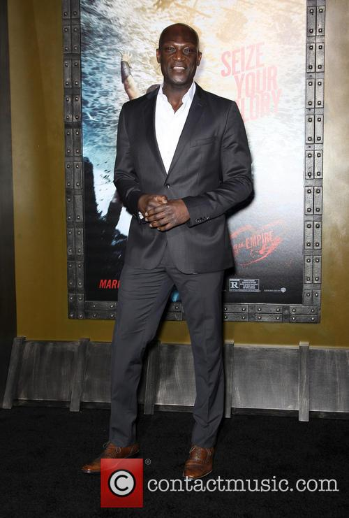 Peter Mensah, TCL Chinese Theatre