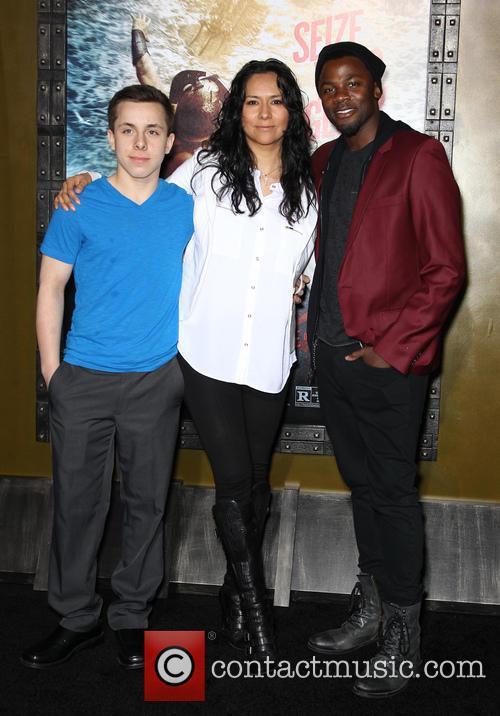 Sophia Adella Luke and Derek Luke 3